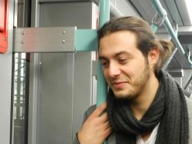 www.la-galerie.ch - Portrait d'Alessandron Longo