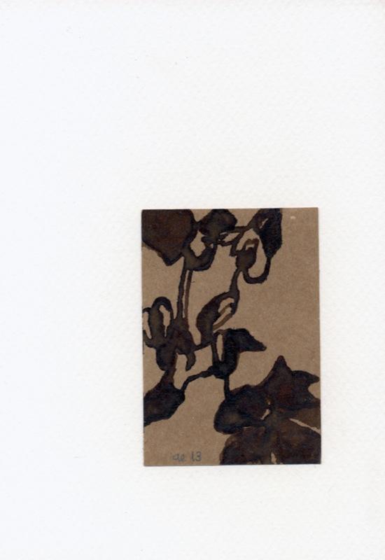 Haïku 13-31 d'Anne Egli-Décombaz © - www.la-galerie.ch