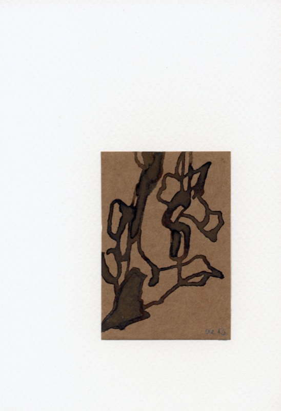 Haïku 13-37 d'Anne Egli-Décombaz © - www.la-galerie.ch