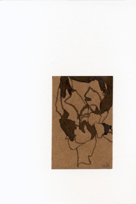 Haïku 13-38 d'Anne Egli-Décombaz © - www.la-galerie.ch